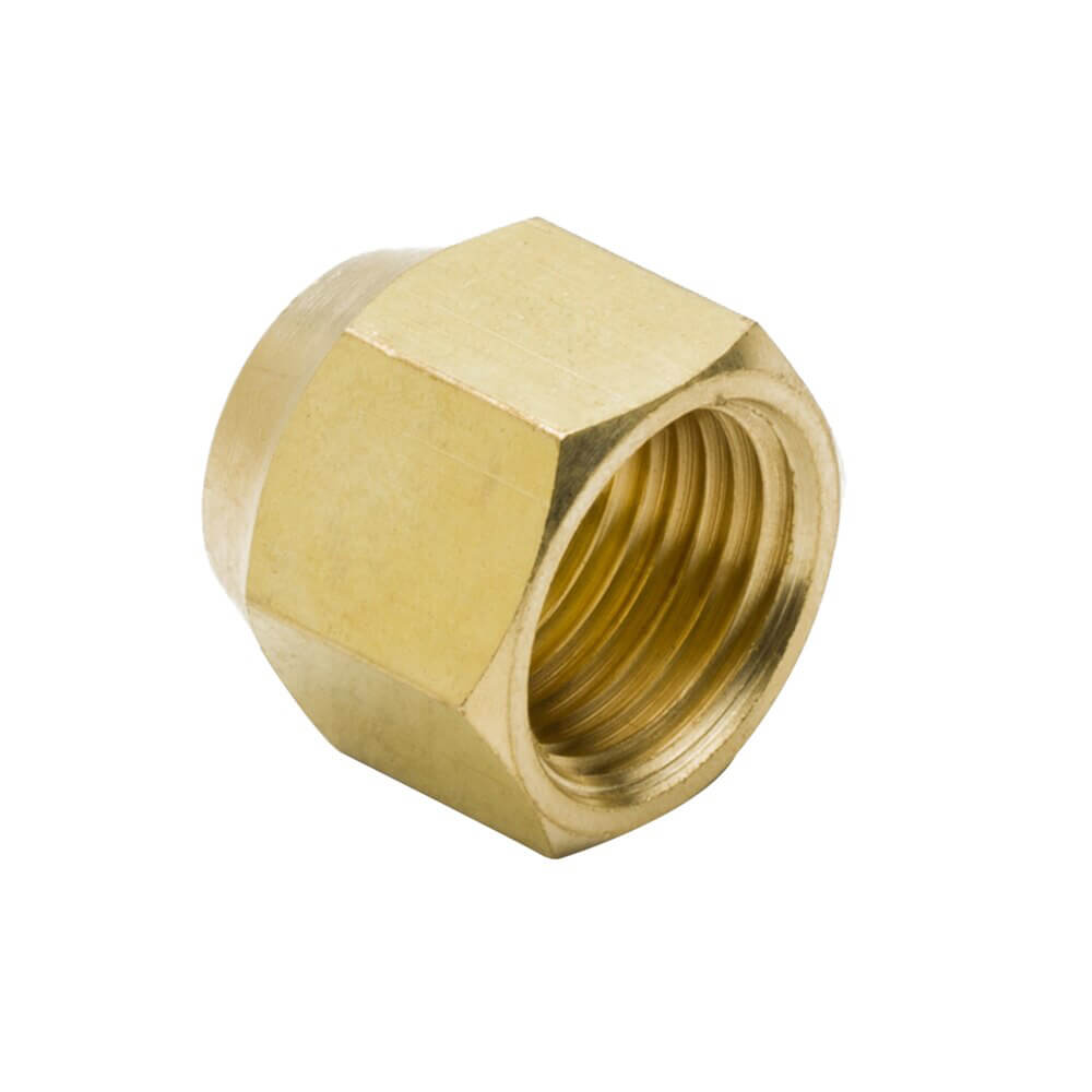 Brass flare Nuts for Fittings