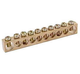 High Quality Brass Neutral Links for electrical fittings