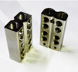 High quality Brass Terminal block for electrical